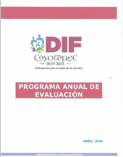 PAE DIF 2020